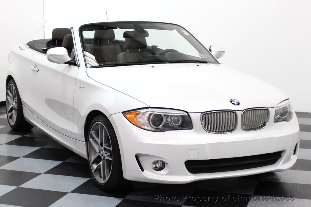 2013 BMW 1 Series CERTIFIED 128i CONVERTIBLE LIMITED EDITION / NAVIGATION - 15866720 - 1
