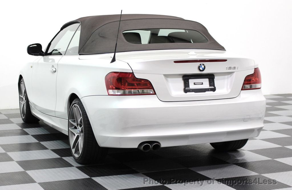 2013 BMW 1 Series CERTIFIED 128i CONVERTIBLE LIMITED EDITION / NAVIGATION - 15866720 - 2