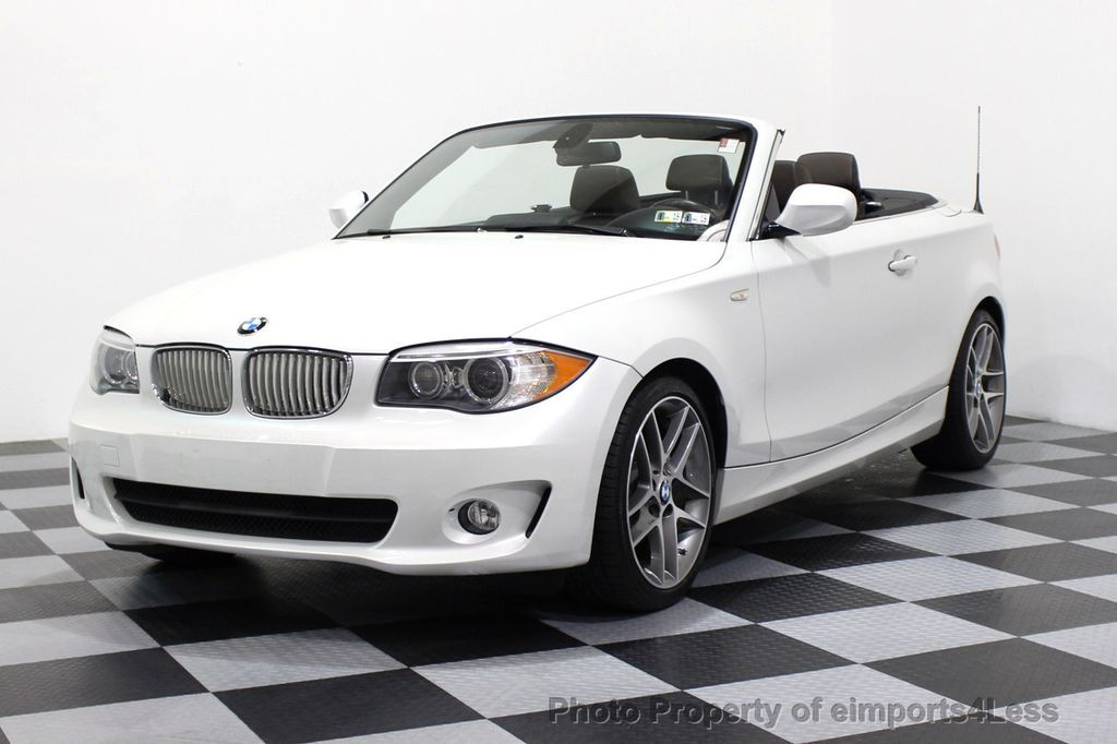 2013 BMW 1 Series CERTIFIED 128i CONVERTIBLE LIMITED EDITION / NAVIGATION - 15866720 - 32