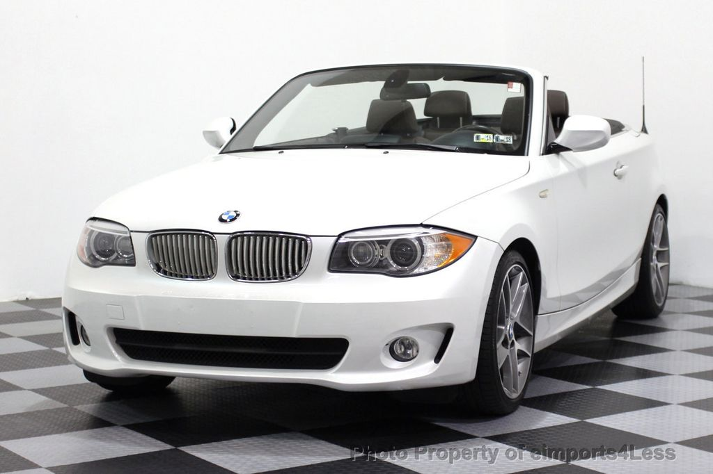 2013 BMW 1 Series CERTIFIED 128i CONVERTIBLE LIMITED EDITION / NAVIGATION - 15866720 - 36