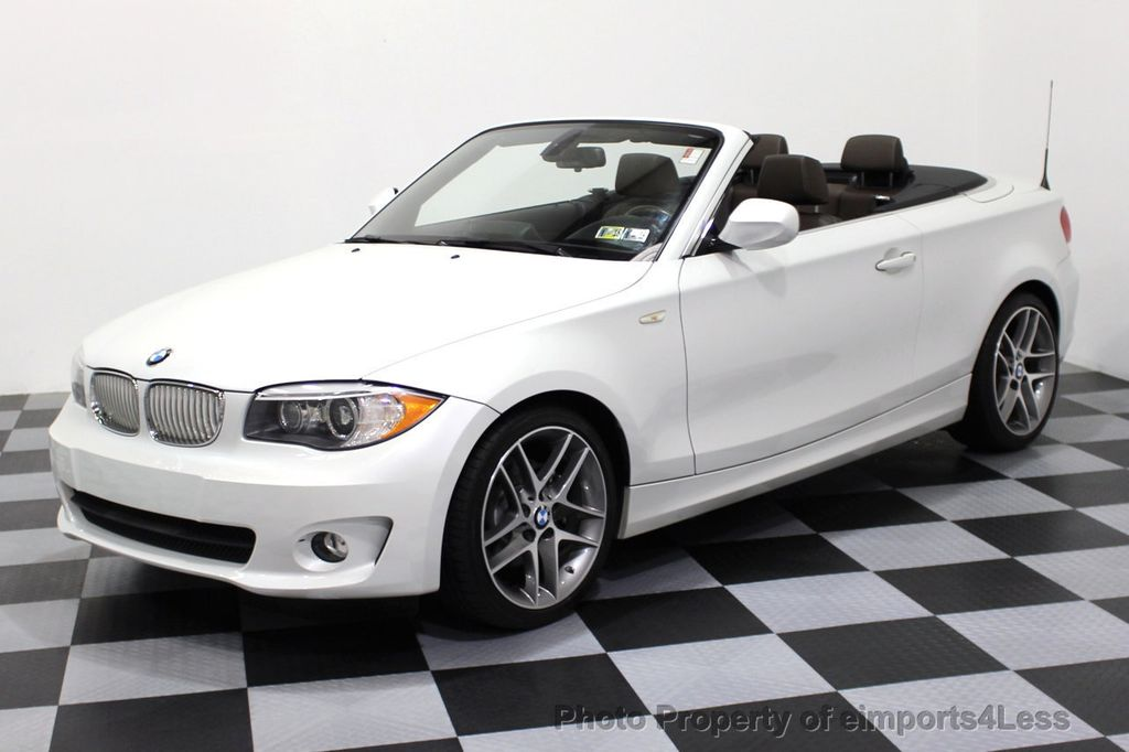 2013 BMW 1 Series CERTIFIED 128i CONVERTIBLE LIMITED EDITION / NAVIGATION - 15866720 - 45