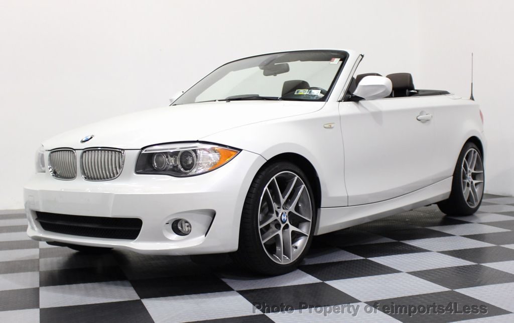 2013 BMW 1 Series CERTIFIED 128i CONVERTIBLE LIMITED EDITION / NAVIGATION - 15866720 - 49