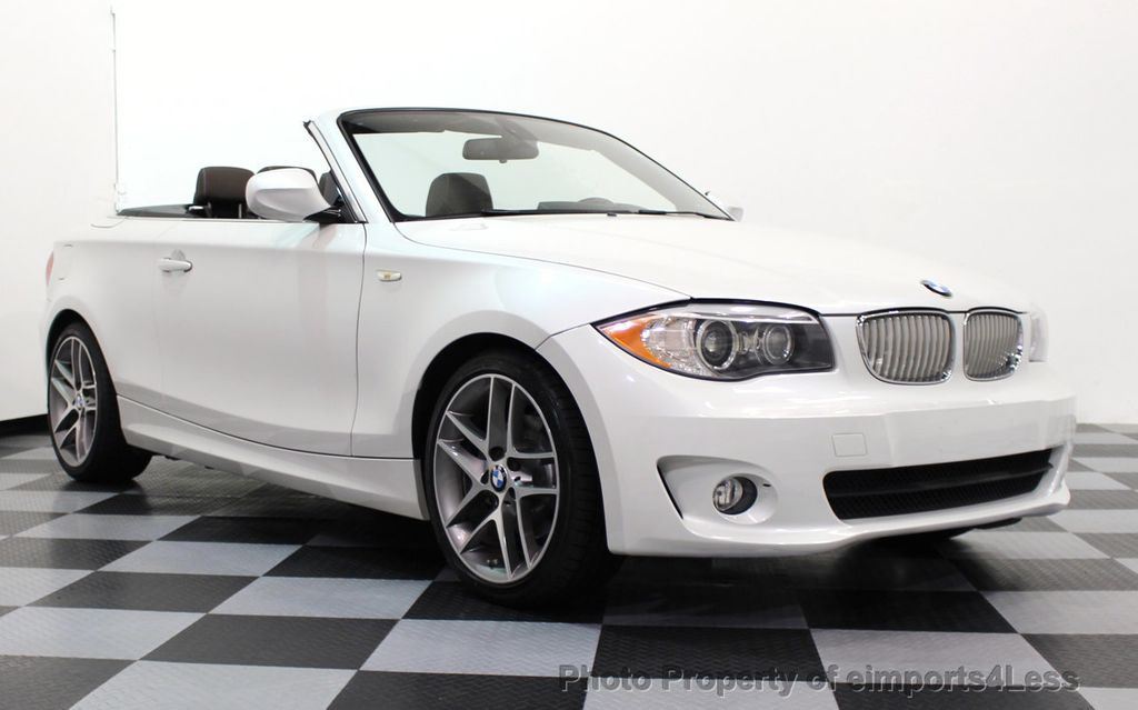 2013 used bmw 1 series certified 128i convertible limited edition navigation at eimports4less. Black Bedroom Furniture Sets. Home Design Ideas