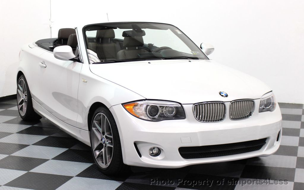 2013 BMW 1 Series CERTIFIED 128i CONVERTIBLE LIMITED EDITION / NAVIGATION - 15866720 - 55