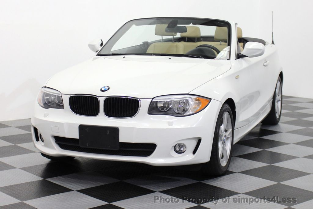 2013 BMW 1 Series CERTIFIED 128i CONVERTIBLE PREMIUM / COLD - 15634511 - 37
