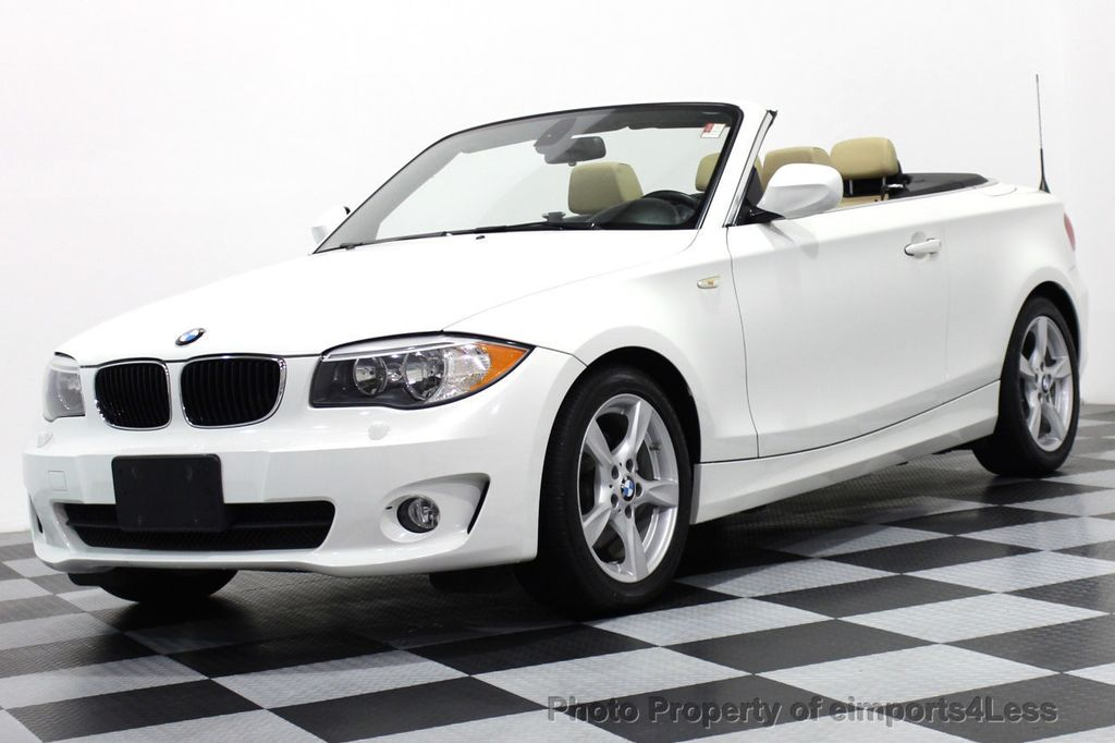 2013 BMW 1 Series CERTIFIED 128i CONVERTIBLE PREMIUM / COLD - 15634511 - 38