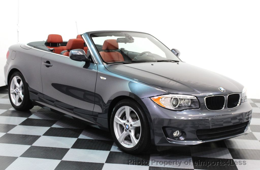 Used BMW Series CERTIFIED I CONVERTIBLE TECH - Bmw 128i convertible price
