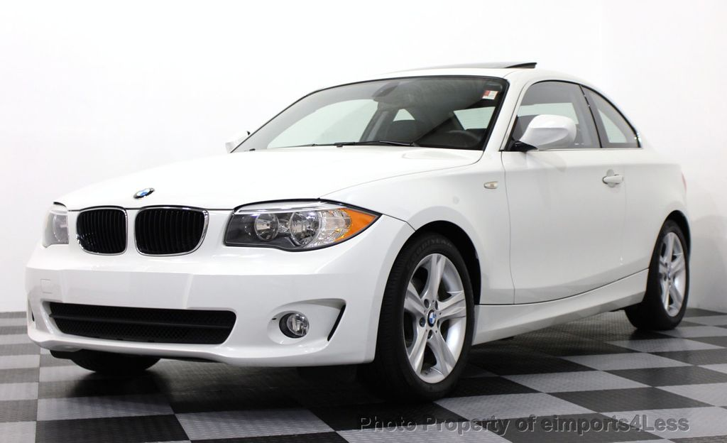 2013 Used BMW 1 Series CERTIFIED 128i COUPE at eimports4Less