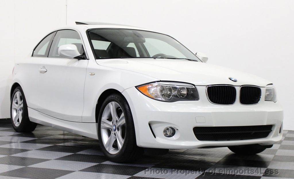 bmw 2013 white. 2013 bmw 1 series certified 128i coupe 15310249 bmw white