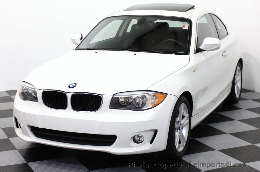 2013 used bmw 1 series certified 128i coupe at eimports4less serving doylestown bucks county. Black Bedroom Furniture Sets. Home Design Ideas