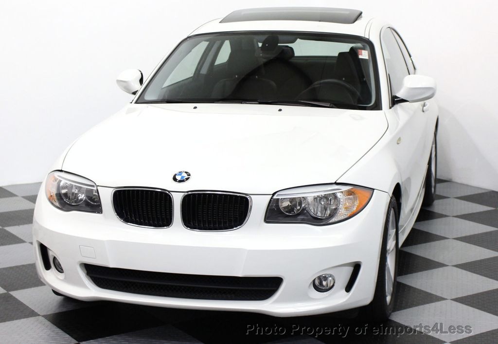 2013 used bmw 1 series certified 128i coupe at. Black Bedroom Furniture Sets. Home Design Ideas