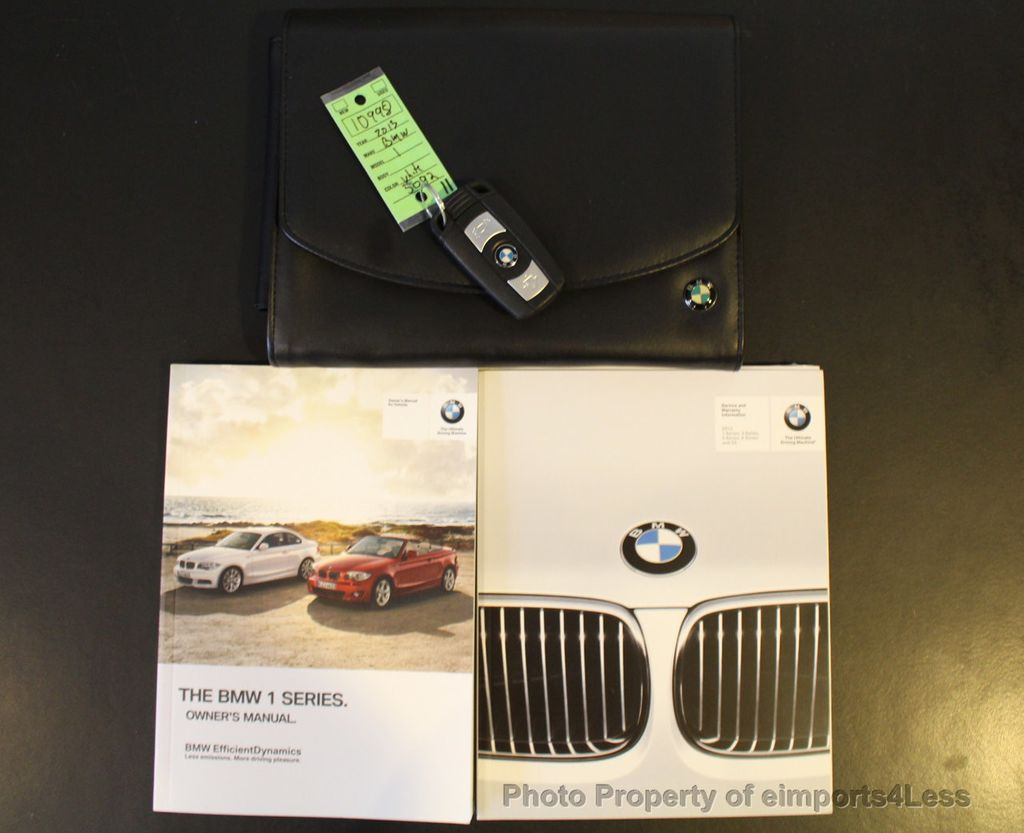 BMW Convertible 2008 bmw 128i owners manual 2013 Used BMW 1 Series CERTIFIED 128i COUPE at eimports4Less ...