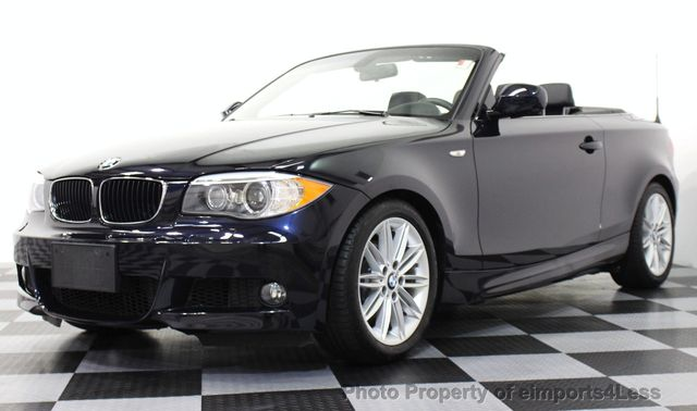 2013 used bmw 1 series certified 128i m sport convertible 6 speed manual at eimports4less. Black Bedroom Furniture Sets. Home Design Ideas