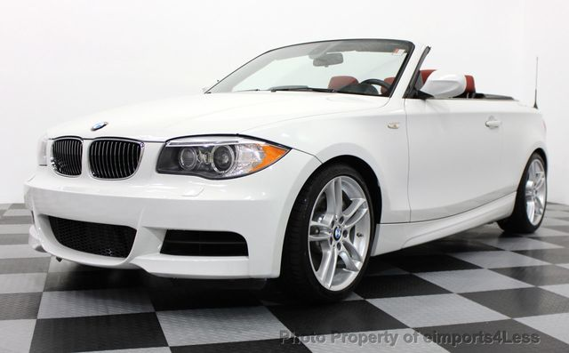 2013 used bmw 1 series certified 135i m sport convertible navigation at eimports4less serving. Black Bedroom Furniture Sets. Home Design Ideas