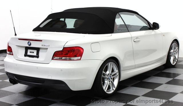 Used BMW Series CERTIFIED I M SPORT CONVERTIBLE - Bmw 135is convertible