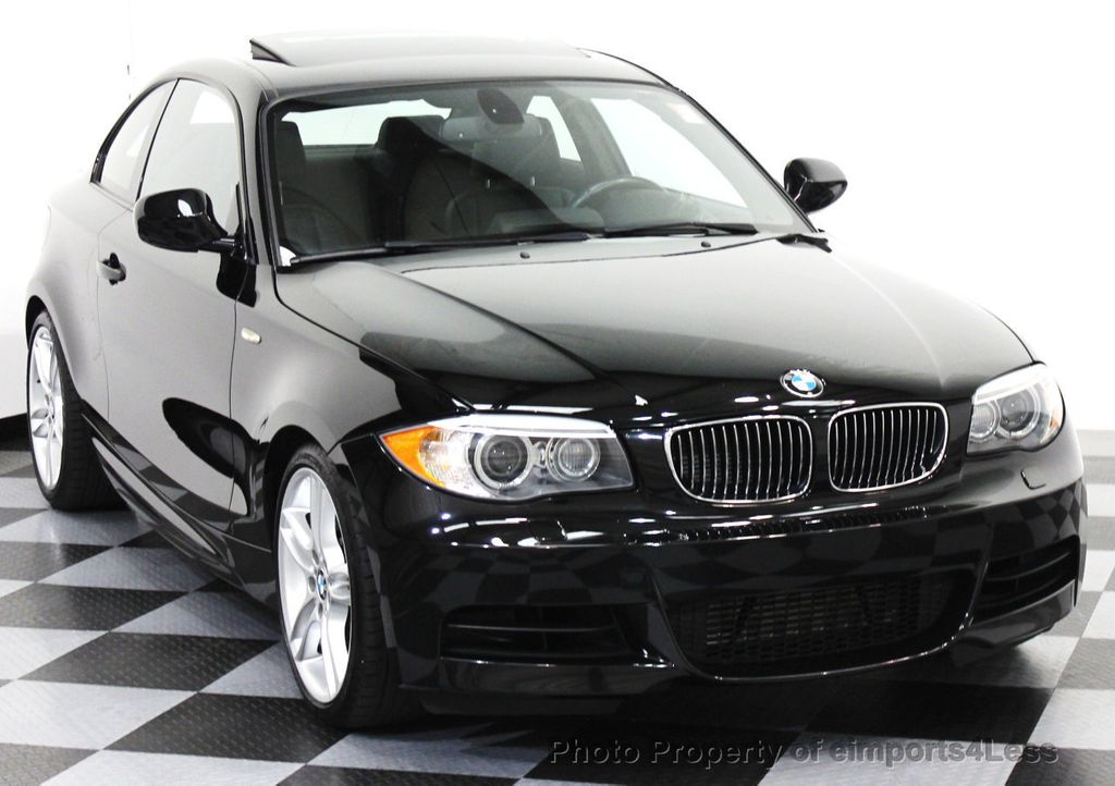 2013 used bmw 1 series certified 135i m sport coupe 6. Black Bedroom Furniture Sets. Home Design Ideas