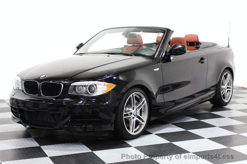 Used BMW Series CERTIFIED IS CONVERTIBLE PREMIUM - Bmw 135is convertible