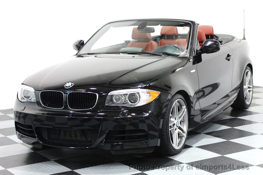 2013 used bmw 1 series certified 135is convertible premium navigation at eimports4less serving. Black Bedroom Furniture Sets. Home Design Ideas