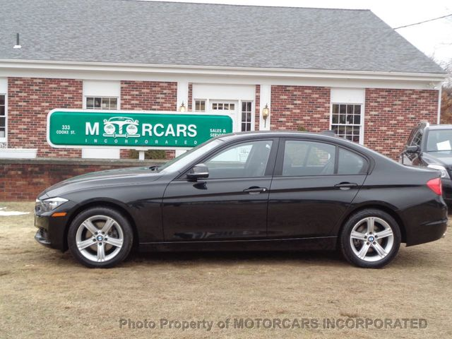 2013 BMW 3 Series ABSOLUTELY PRISTINE W/ NAV, AWD AND BLACK ON BLACK!