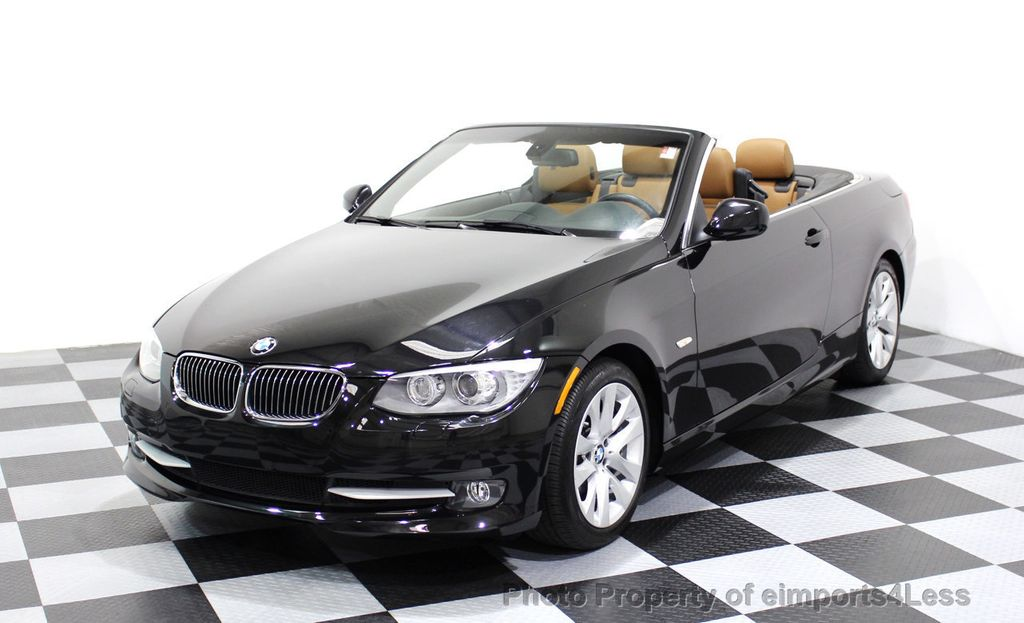 2013 BMW 3 Series CERTIFIED 328i CABRIOLET NAVIGATION - 16816474 - 0