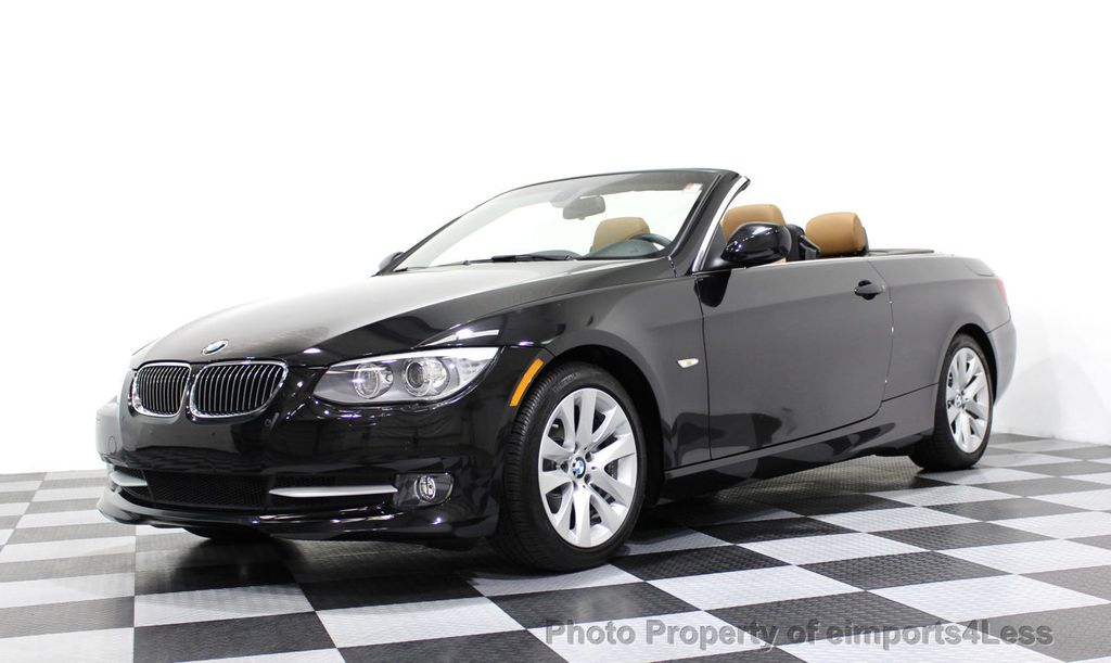 2013 BMW 3 Series CERTIFIED 328i CABRIOLET NAVIGATION - 16816474 - 12
