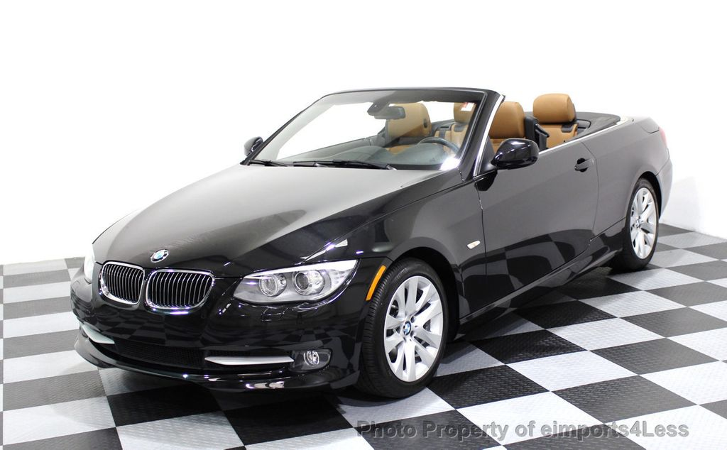 2013 BMW 3 Series CERTIFIED 328i CABRIOLET NAVIGATION - 16816474 - 40