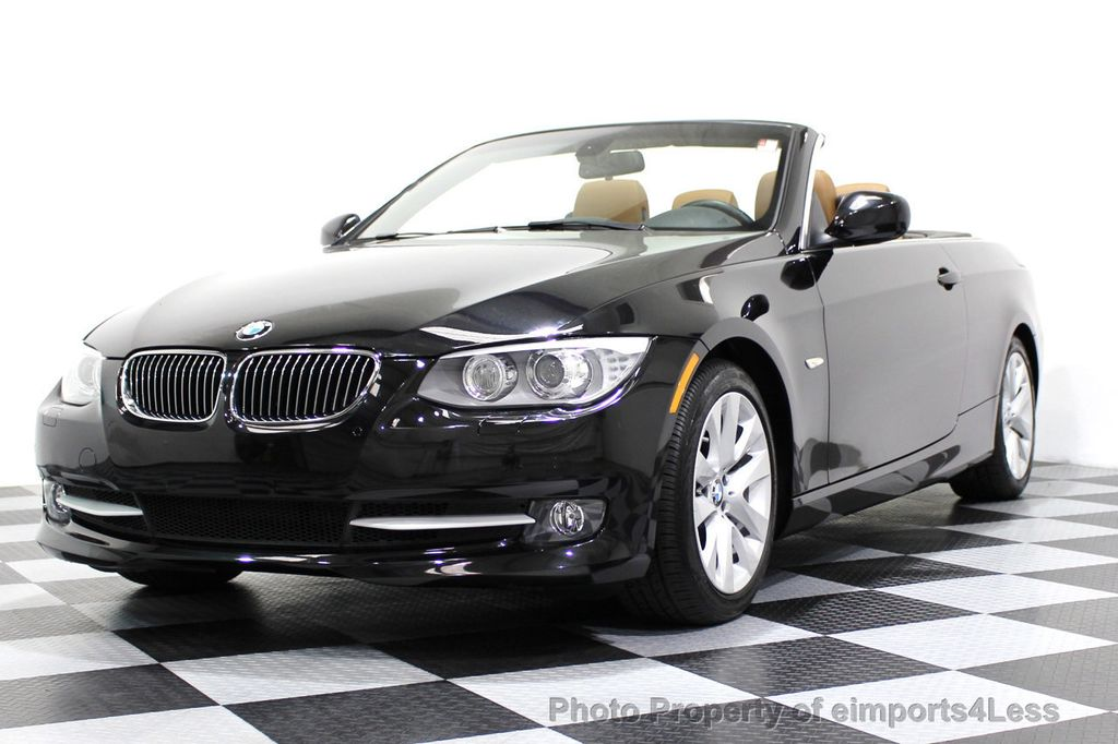 2013 BMW 3 Series CERTIFIED 328i CABRIOLET NAVIGATION - 16816474 - 43