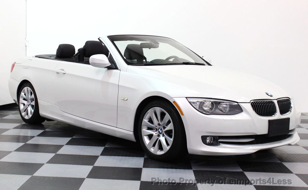 Used BMW Series CERTIFIED I CONVERTIBLE NAVIGATION At - 4 door convertible bmw