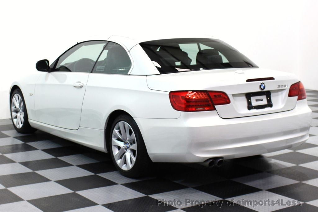Used BMW Series CERTIFIED I CONVERTIBLE NAVIGATION At - Bmw 3 series hardtop convertible used