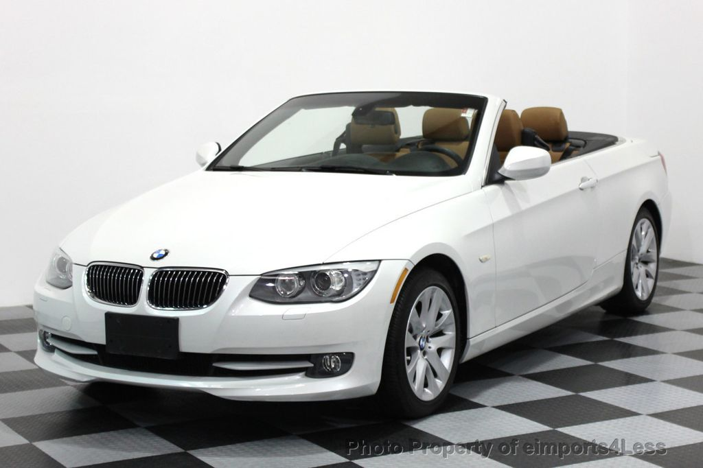 2013 BMW 3 Series CERTIFIED 328i CONVERTIBLE NAVIGATION - 15866785 - 0