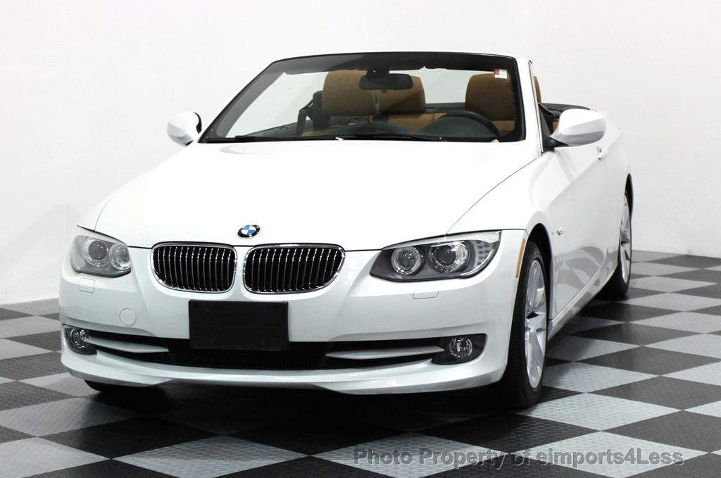 2013 BMW 3 Series CERTIFIED 328i CONVERTIBLE NAVIGATION - 15866785 - 12