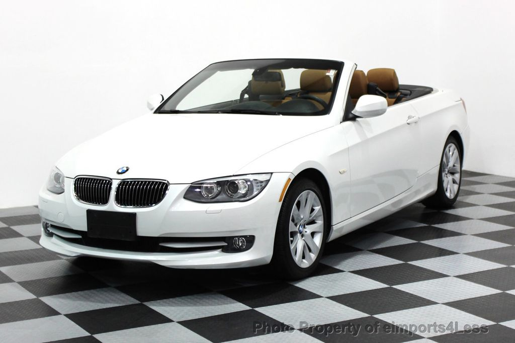 2013 BMW 3 Series CERTIFIED 328i CONVERTIBLE NAVIGATION - 15866785 - 13