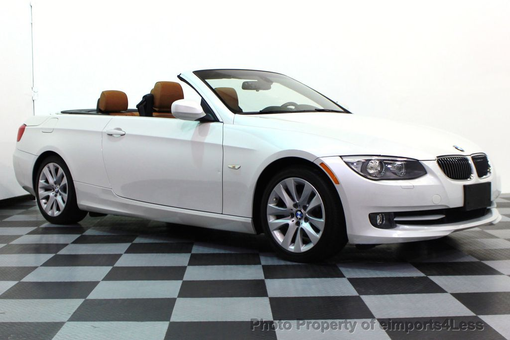 2013 BMW 3 Series CERTIFIED 328i CONVERTIBLE NAVIGATION - 15866785 - 15
