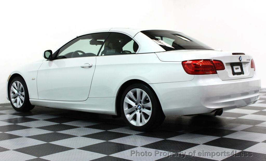 2013 BMW 3 Series CERTIFIED 328i CONVERTIBLE NAVIGATION - 15866785 - 17
