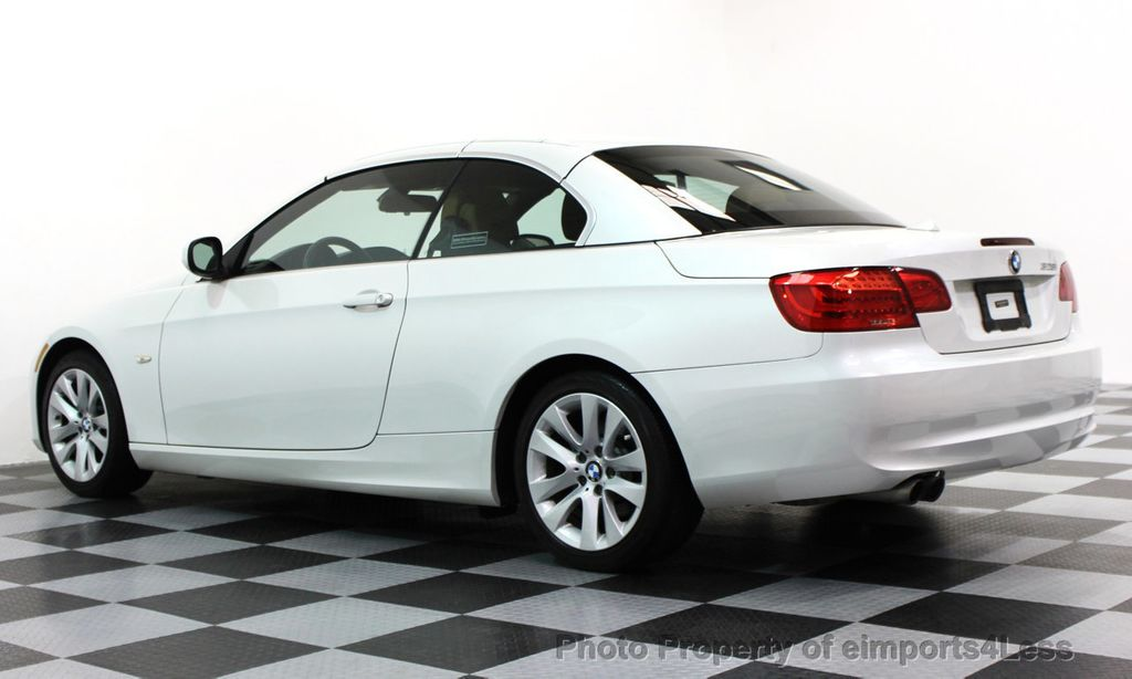 2013 BMW 3 Series CERTIFIED 328i CONVERTIBLE NAVIGATION - 15866785 - 18
