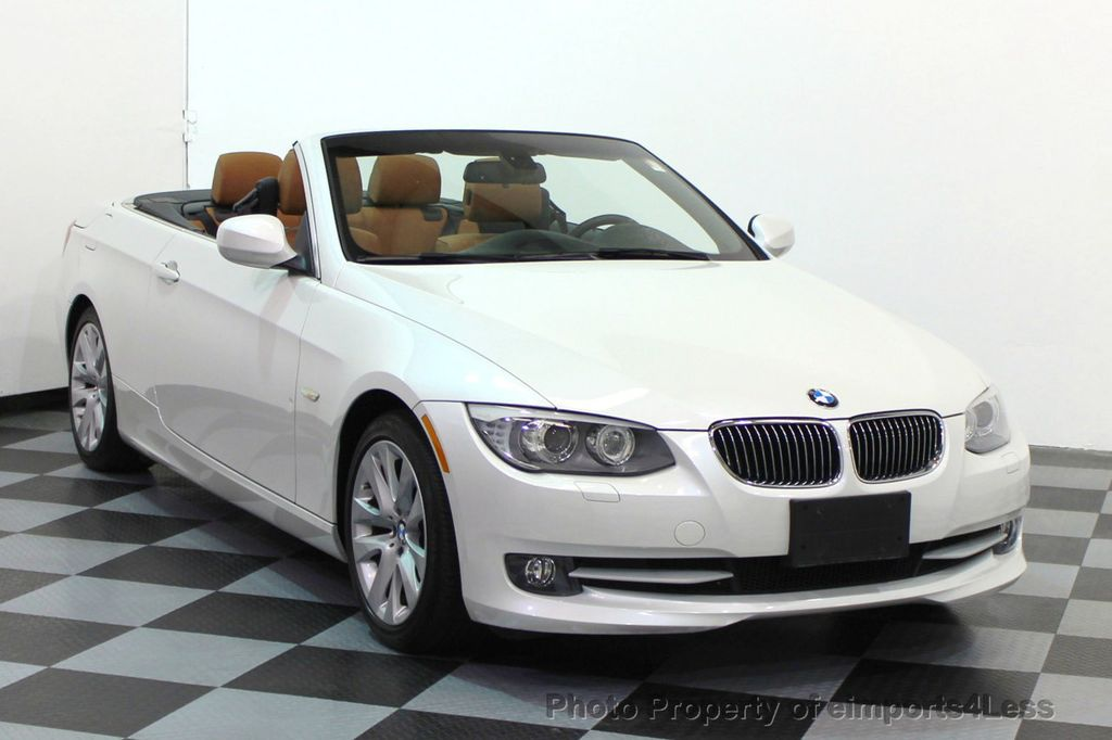 2013 BMW 3 Series CERTIFIED 328i CONVERTIBLE NAVIGATION - 15866785 - 1