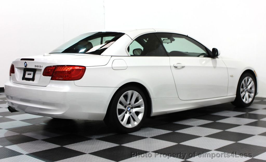 2013 BMW 3 Series CERTIFIED 328i CONVERTIBLE NAVIGATION - 15866785 - 20