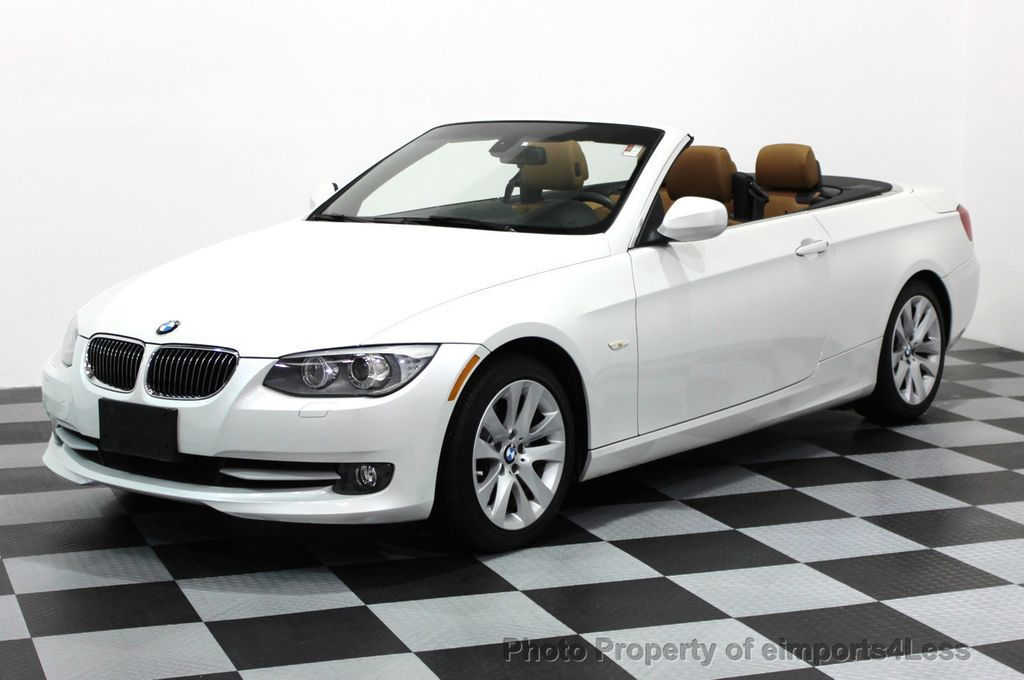 2013 BMW 3 Series CERTIFIED 328i CONVERTIBLE NAVIGATION - 15866785 - 25