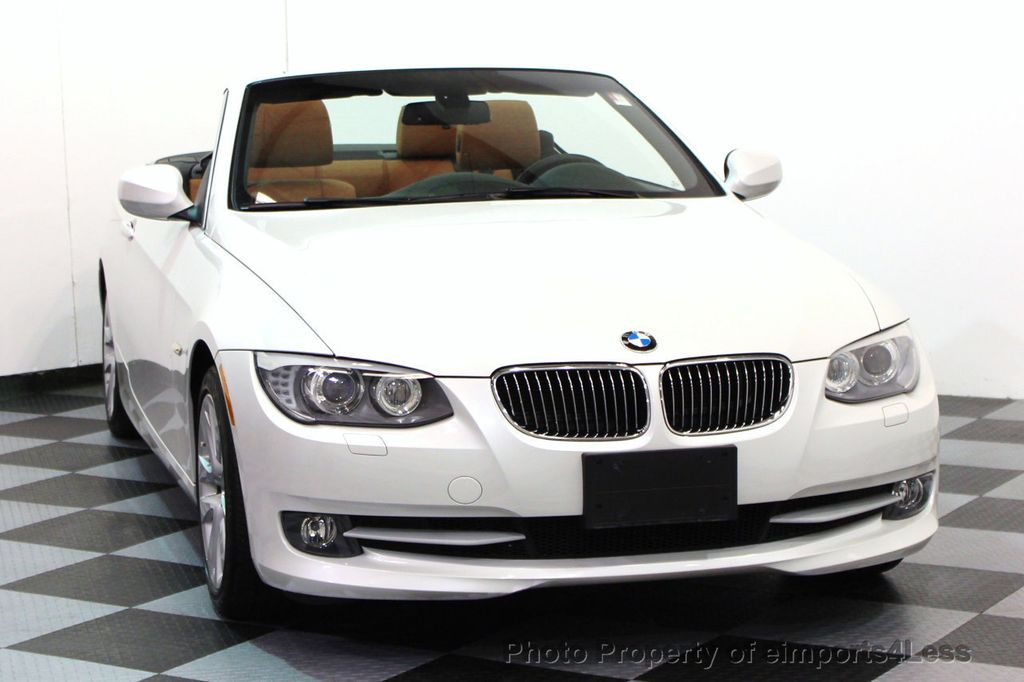 2013 BMW 3 Series CERTIFIED 328i CONVERTIBLE NAVIGATION - 15866785 - 26