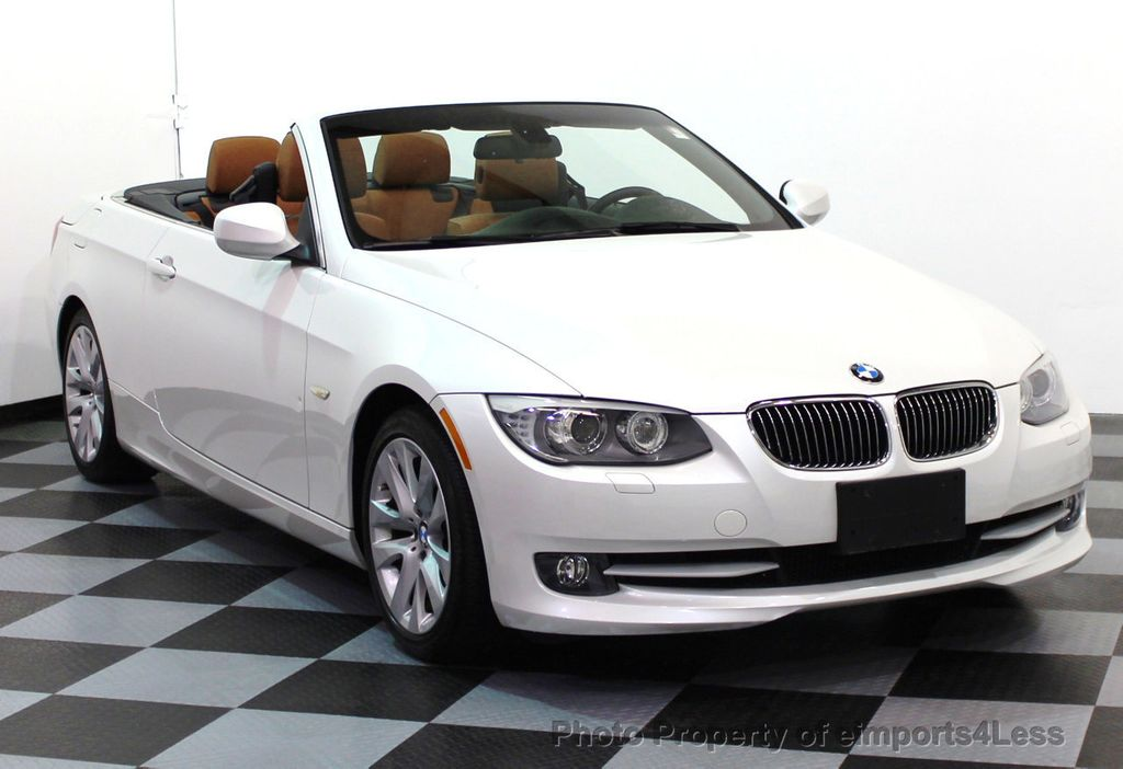 2013 BMW 3 Series CERTIFIED 328i CONVERTIBLE NAVIGATION - 15866785 - 27