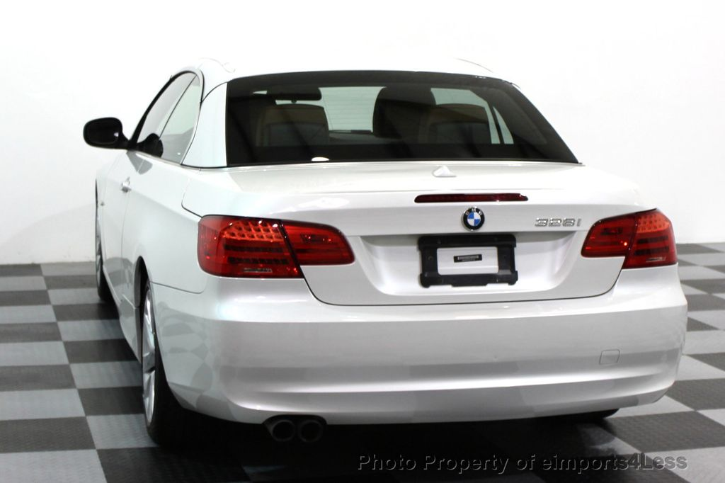 2013 BMW 3 Series CERTIFIED 328i CONVERTIBLE NAVIGATION - 15866785 - 2