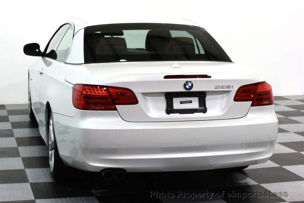 2013 BMW 3 Series CERTIFIED 328i CONVERTIBLE NAVIGATION - 15866785 - 30