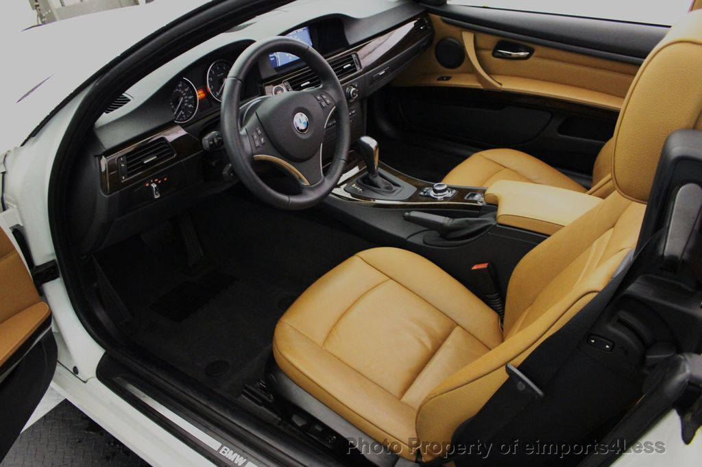 2013 BMW 3 Series CERTIFIED 328i CONVERTIBLE NAVIGATION - 15866785 - 35