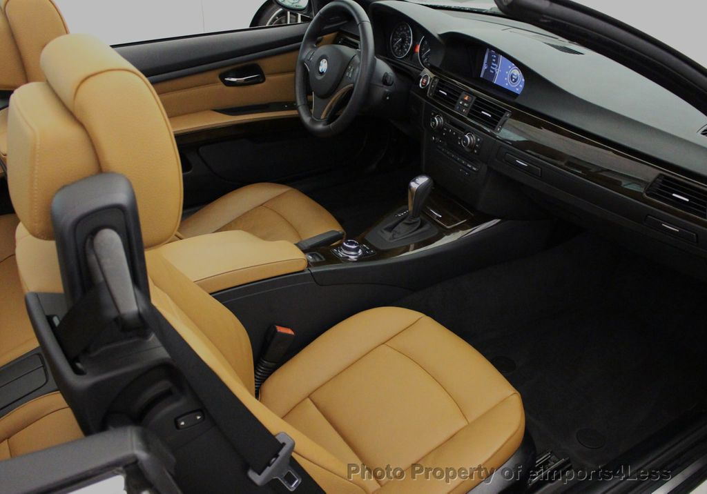 2013 BMW 3 Series CERTIFIED 328i CONVERTIBLE NAVIGATION - 15866785 - 39