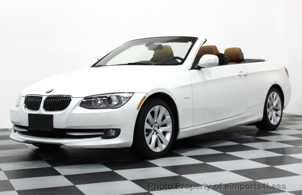 2013 BMW 3 Series CERTIFIED 328i CONVERTIBLE NAVIGATION - 15866785 - 48
