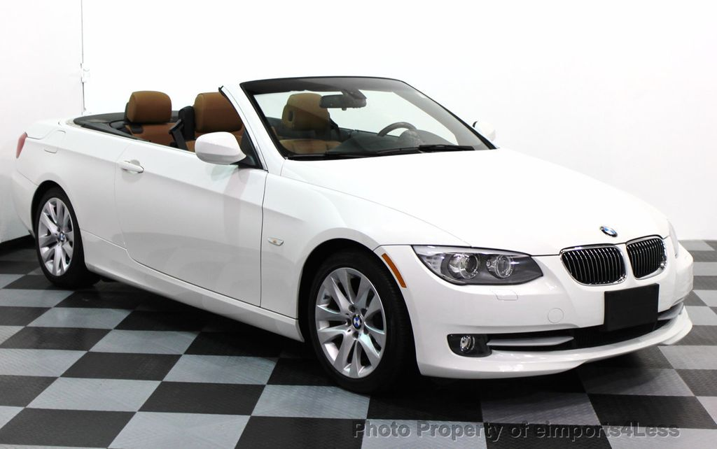 2013 BMW 3 Series CERTIFIED 328i CONVERTIBLE NAVIGATION - 15866788 - 25