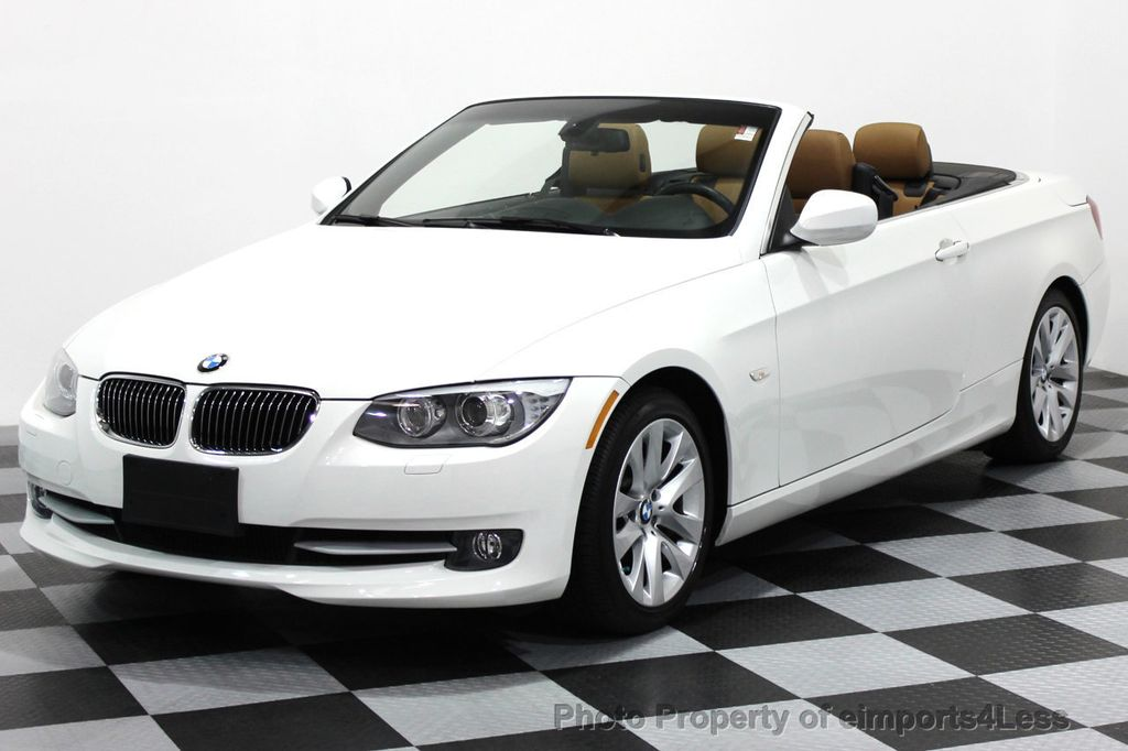 2013 BMW 3 Series CERTIFIED 328i CONVERTIBLE NAVIGATION - 15866788 - 46