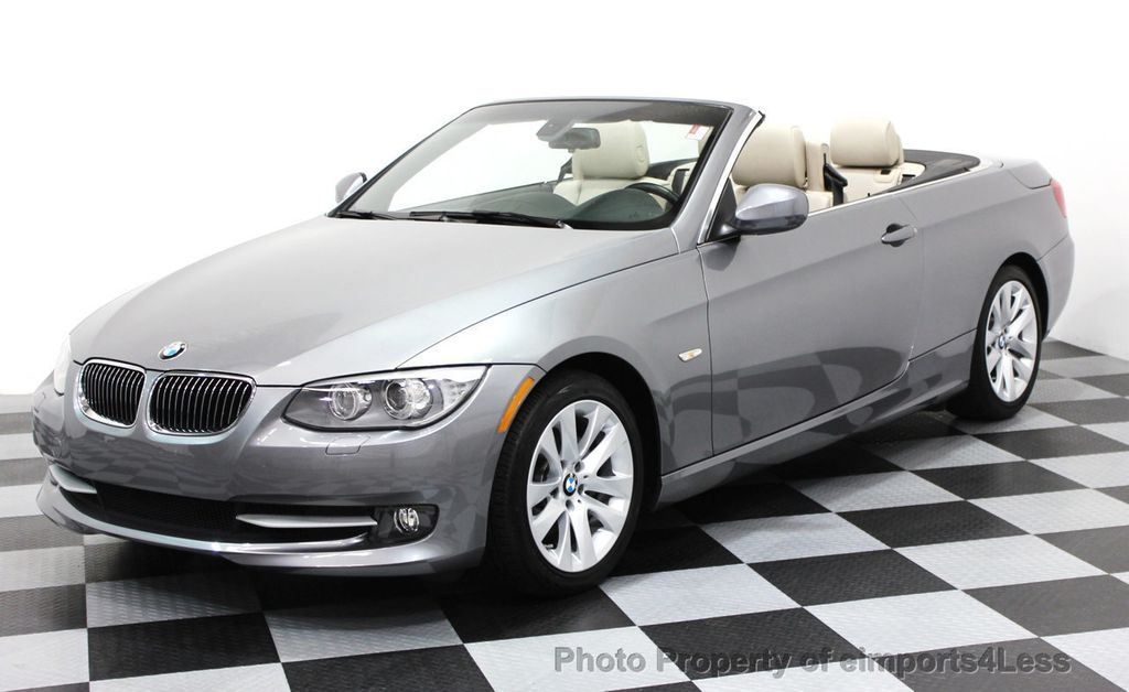 2013 BMW 3 Series CERTIFIED 328i CONVERTIBLE NAVIGATION - 16212542 - 12