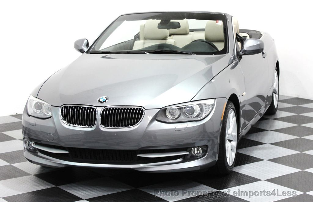2013 BMW 3 Series CERTIFIED 328i CONVERTIBLE NAVIGATION - 16212542 - 13