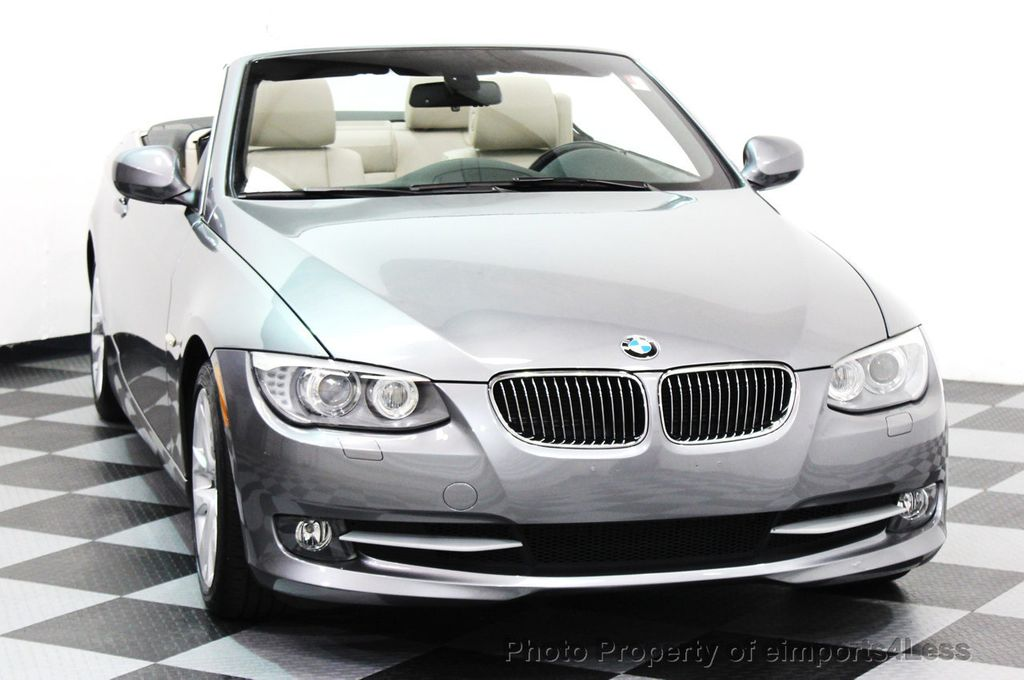 2013 BMW 3 Series CERTIFIED 328i CONVERTIBLE NAVIGATION - 16212542 - 14